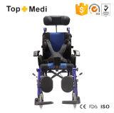 [توبمدي] يرقد مسند ظهر [سربرل بلسي] [كب] أطفال كرسيّ ذو عجلات