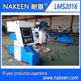 Máquina de estaca do CNC Oxygas da placa Lms2016 de aço