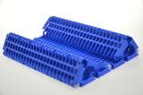 Correia transportadora modular plástica da grade robusta do resplendor da estrutura