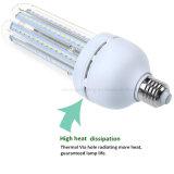Bulbos ahorros de energía de la lámpara AC85-265V LED de la bombilla del maíz de E27 24W LED SMD que contienen iluminaciones de interior