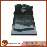 Lápide natural chinesa da pedra do granito