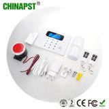 Sistema de alarma del G/M del hogar de la seguridad del APP con la identificación del contacto (PST-G30C)