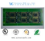 Multilayer PCB voor Elektronisch met 2oz Kuiper