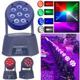 Heißes bewegliches Hauptträger-Licht des Verkaufs-LED 8PCS