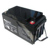 세륨 & UL Certificate (12V65AH)를 가진 지도 Acid Solar Power Battery