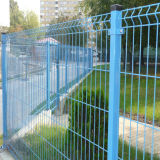 PVC Coating Security Metal Fencing con Highquality