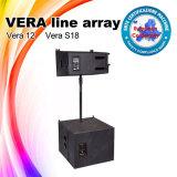 Erhaltene Cer-Bescheinigung Skytone Vera12 Suspened passive Zeile Reihen-Lautsprecher