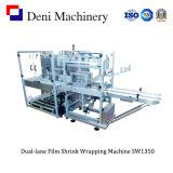 Machine Dual-Lane d'emballage en papier rétrécissable de film pour des cartons