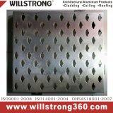 Piatto di alluminio per ingegneria della facciata