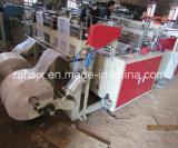 Автоматическая горячая хозяйственная сумка тенниски вырезывания делая машину (HSRQ-500X2)
