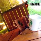 Ideabond Customed 크기는 은 미러가 위원회 부엌 훈장을%s ACP 중국제 떠오른 까만 금 차 브라운을 양극 처리했다