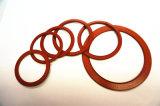 Подгонянные части уплотнения колцеобразного уплотнения силиконовой резины