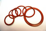Peças personalizadas do selo do anel-O da borracha de silicone