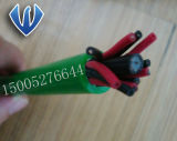 Cable blindado fibra de Aramid del agua de mar