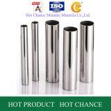 AISI 201, 304, 304L, 316, 316L, 430 tubulações de aço inoxidáveis