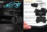 Стекла Vr Shinecon фактически реальности картона шлемофона стекел коробки 3D Vr шлема для телефона 3.5-6.0 стекел Android дюйма/Ios