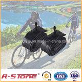 Câmara de ar interna 22X1.75/1.95 da bicicleta natural da alta qualidade