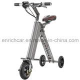 Licht u. Portable, die elektrischen Mobilitäts-Roller mit 3 Rädern falten