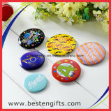 Emblema relativo à promoção de /Button do emblema do estanho dos presentes/emblema do metal com Pin