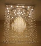 Iluminación del techo de Phine con el cristal K9 para el hogar o el hotel