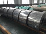 錫によって塗られる鋼鉄テープ