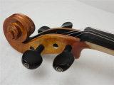 Поставщик сертификата BV/SGS---Умеренный лоска сатинировки краснокоричневое полностью Handmade скрипка