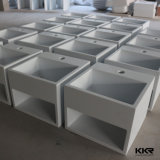 Behältercountertop-festes Oberflächenwäsche-Bassin