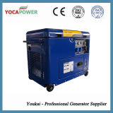Type bleu petit groupe électrogène de bride d'Elecrtic de moteur diesel