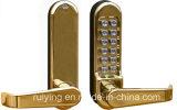 아연 합금 키패드 부호 기계적인 콤비네이션 자물쇠