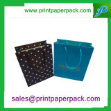 Twisted Handles를 가진 주문 Printed Paper Carrier Bags