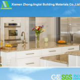 Kitchen와 Bar를 위한 고전적인 Color Solid Face Engineered Stone