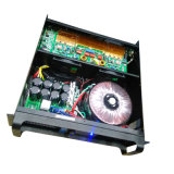 Classe TD dois do sistema de som - amplificador de potência profissional da canaleta (Td600)