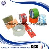 Cinta multi de acrílico impermeable del embalaje del color de la alta calidad