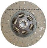 Disco de embrague Wg1560161130/placa de la fricción del embrague para la pieza del carro de Sinotruk HOWO