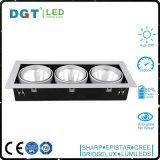 Éclairage LED de gril de Trois-Tête de haute énergie avec du ce RoHS