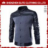 2016 Männer kundenspezifische PU-Lederjacken hergestellt in China