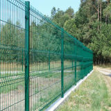 High Quality를 가진 PVC Coating Security Metal Fencing