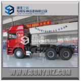 336HP/375HPトラクターのトラックが付いているShacmanのトラクターヘッド