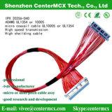 Изготовленный на заказ кабель экрана LCD компьтер-книжки сборки кабеля