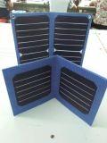 2016新しい項目最もよい販売6V 12W 1mmの厚さの低価格の太陽移動式充電器袋