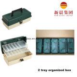 Напольно & внутренне Using коробка снасти рыболовства 3 подносов