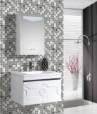 Mirror Cabinet를 가진 Quality 높은 PVC Wall Mounted Bathroom Cabinet