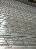 Decking de aço do assoalho do fardo com a plataforma composta de aço do fardo das barras de aço do Decking da plataforma de assoalho da placa do zinco