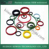 Le véhicule partie le joint circulaire de joint en caoutchouc de silicones