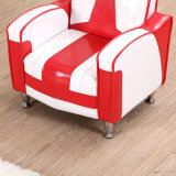 Mobilia di cuoio su ordinazione dei bambini di normale Sofa/PVC del &ODM dell'OEM