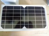 Панель солнечных батарей высокой эффективности 8W 6V Mono с рамкой сплава