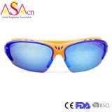Óculos de sol do esporte do PC da proteção do desenhador de moda UV400 dos homens (14368)