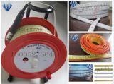 mètre de niveau d'eau de câble coaxial de liaison de 52m