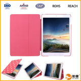 iPad Air 2 Smart Cover를 위한 가죽 Tablet Cover Case