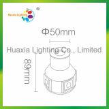 高品質の熱い販売1W IP67/IP68 LED地下ライト、Ingroundライト